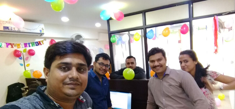hardip sir birthday decoration